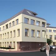Geschäftshaus Luitpoldstraße