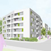 Wettbewerb Gartenstraße