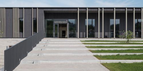 Sonderpädagogisches Förderzentrum – <br />Sankt-Kilian-Schule